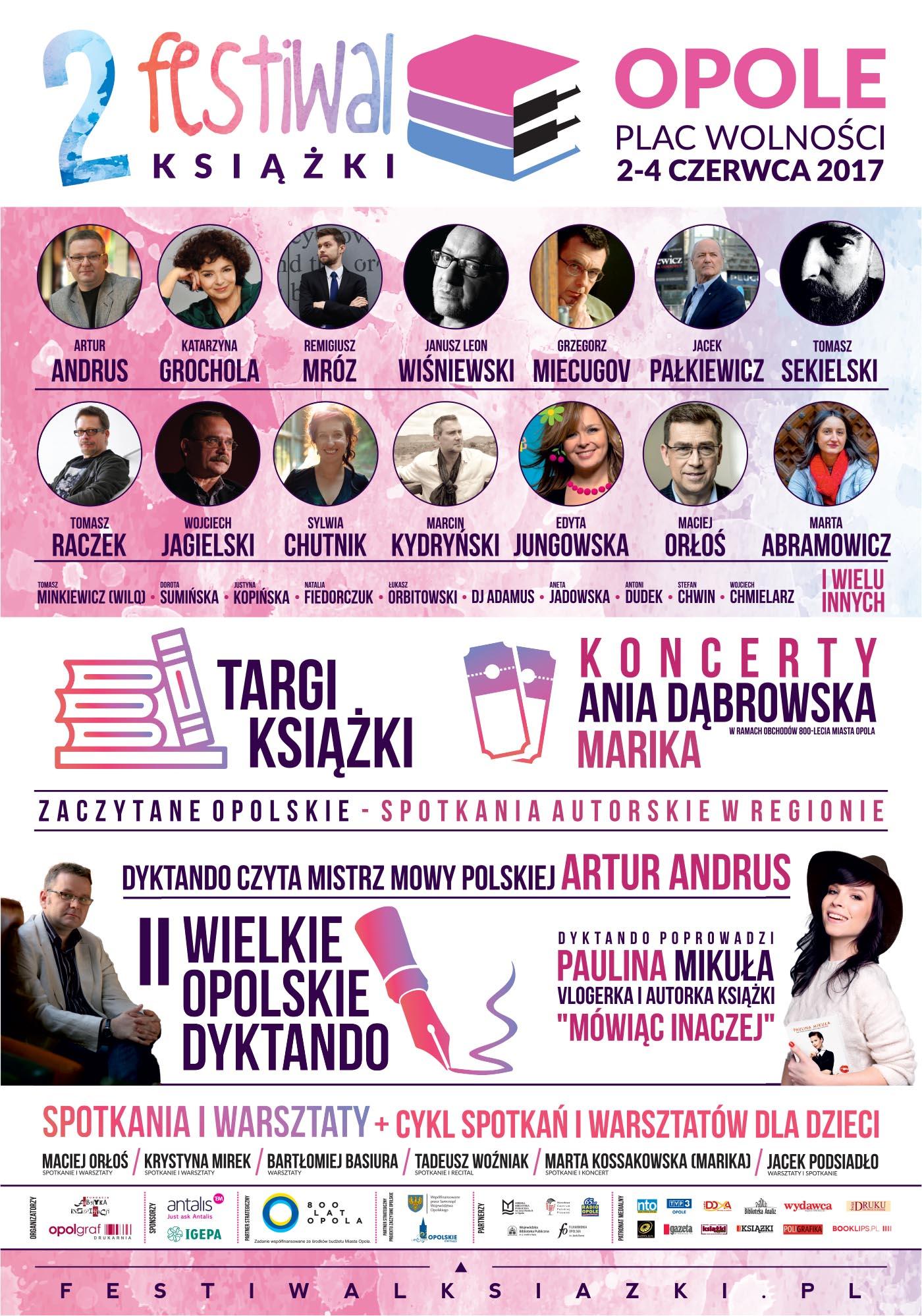 2. Festiwal Książki w MBP