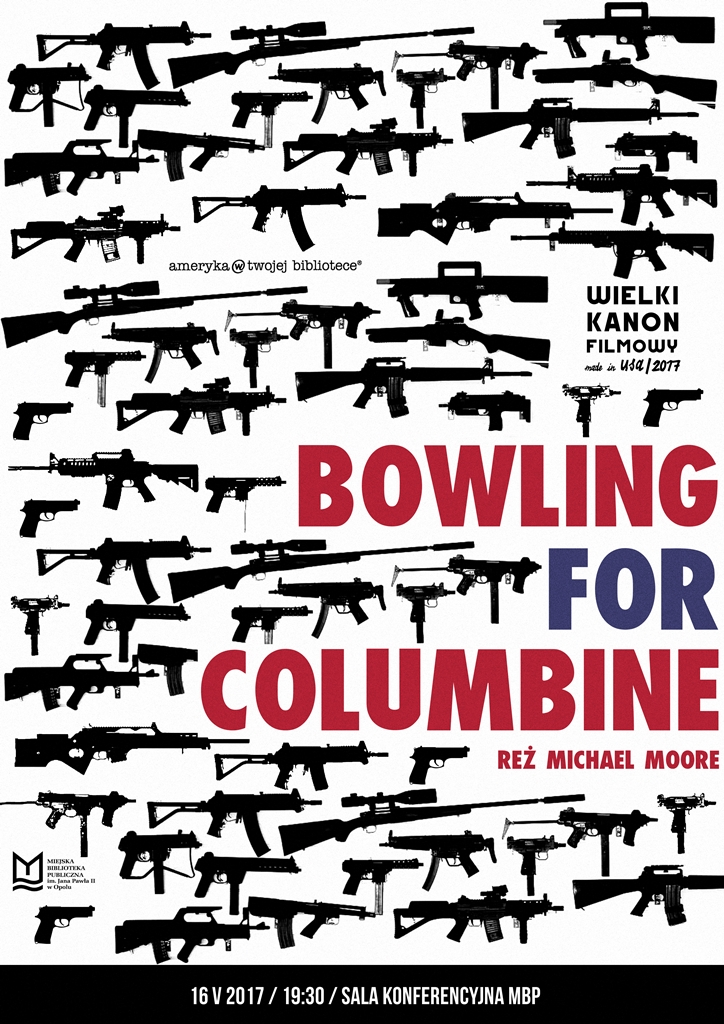 Bowling for Columbine / Wielki Kanon Filmowy made in USA