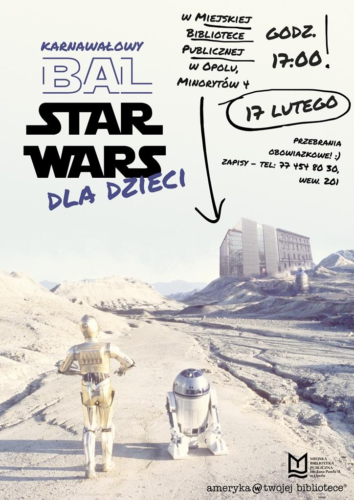 Karnawałowy Bal Star Wars