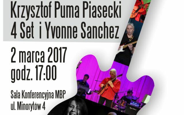 Krzysztof Puma Piasecki 4 Set i Yvonne Sanchez