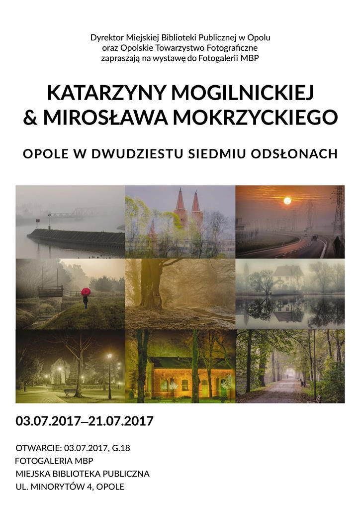 Opole w dwudziestu siedmiu odsłonach