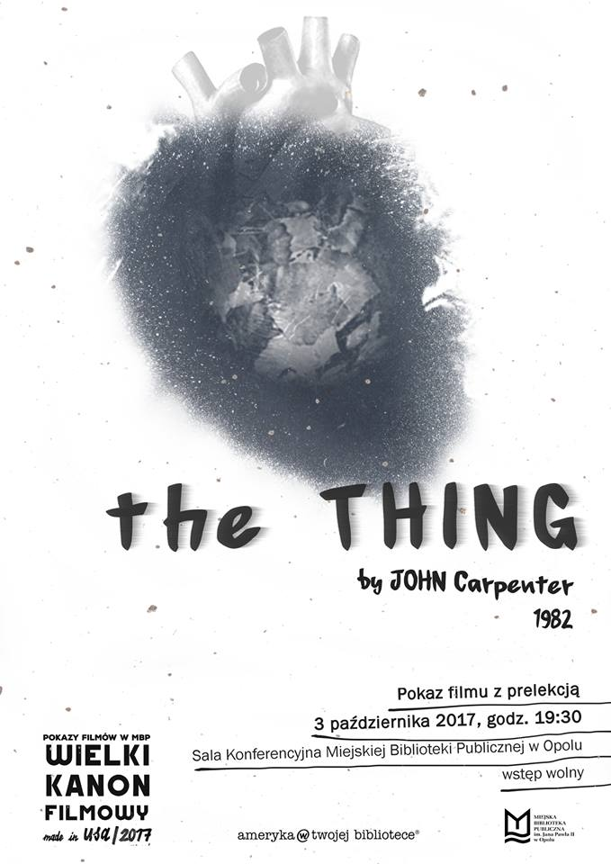 The Thing / Wielki Kanon Filmowy Made in USA