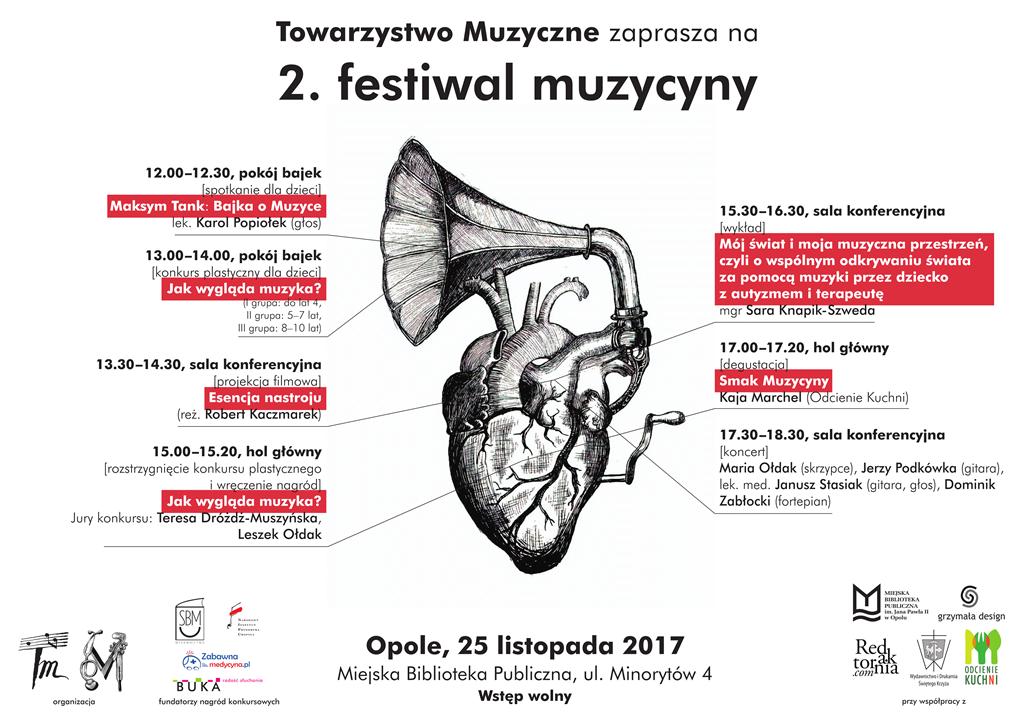 2. Festiwal Muzycyny