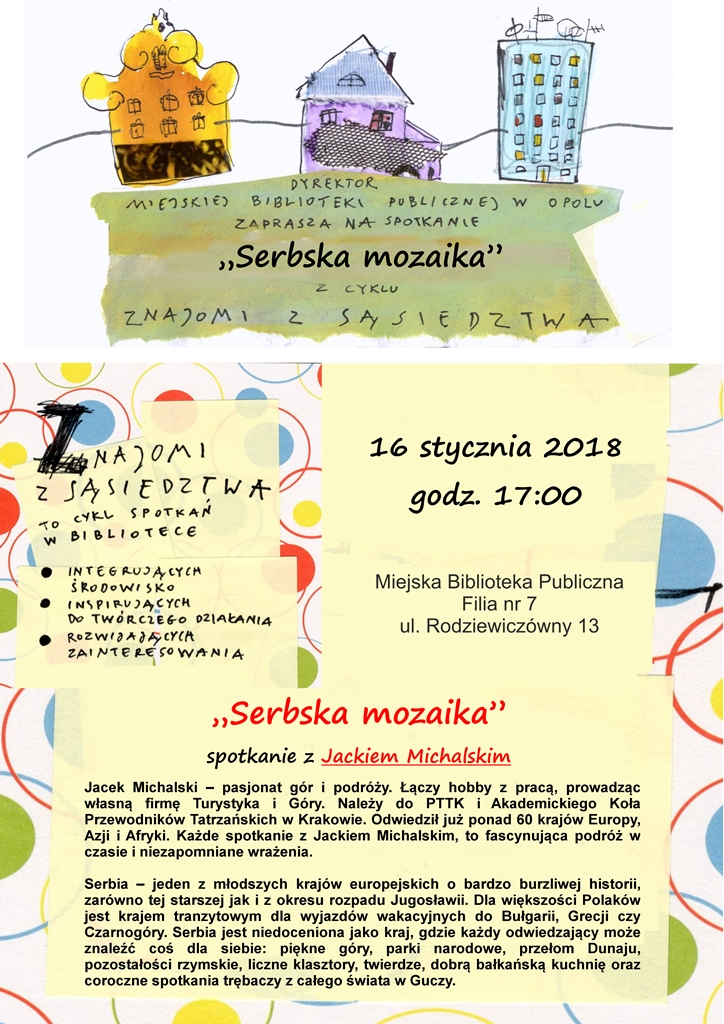 Serbska mozaika