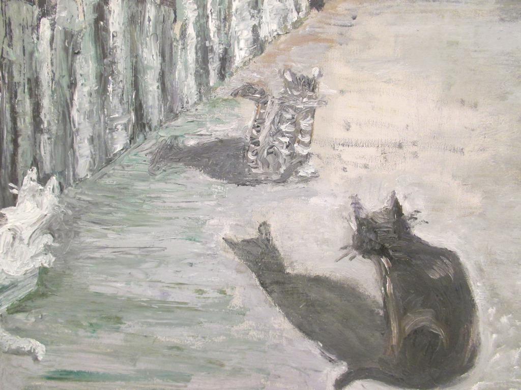 """Wystawa """"KOT – niezwykłe dzieło sztuki"""""""