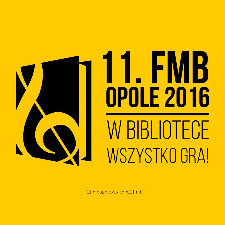 """11. Forum Młodych Bibliotekarzy """"W bibliotece wszystko gra"""""""