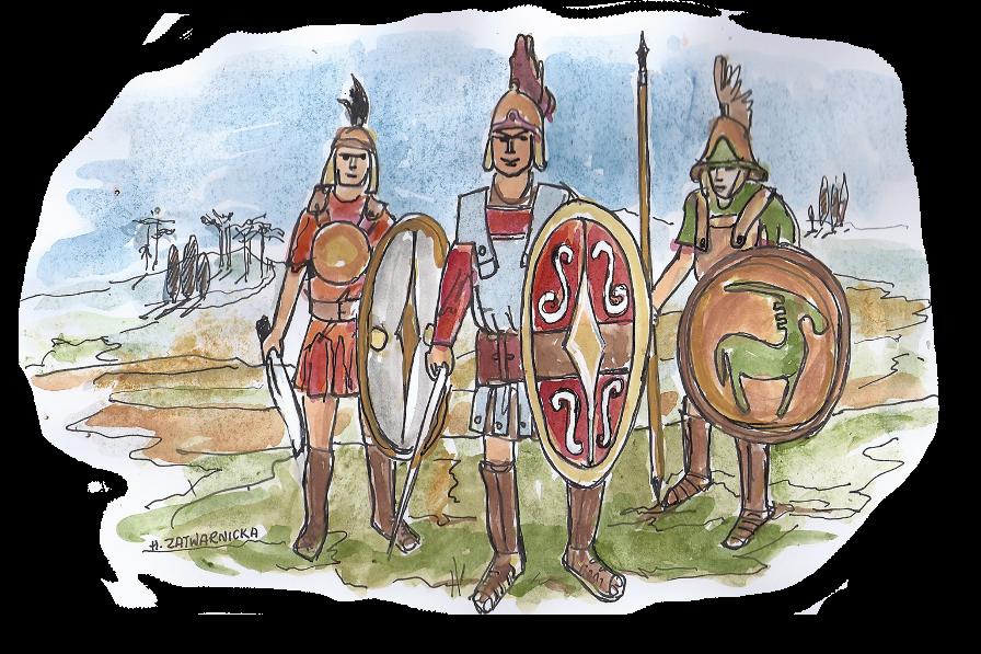 Nowa Kartagina - spotkanie z Markiem Zatwarnickim