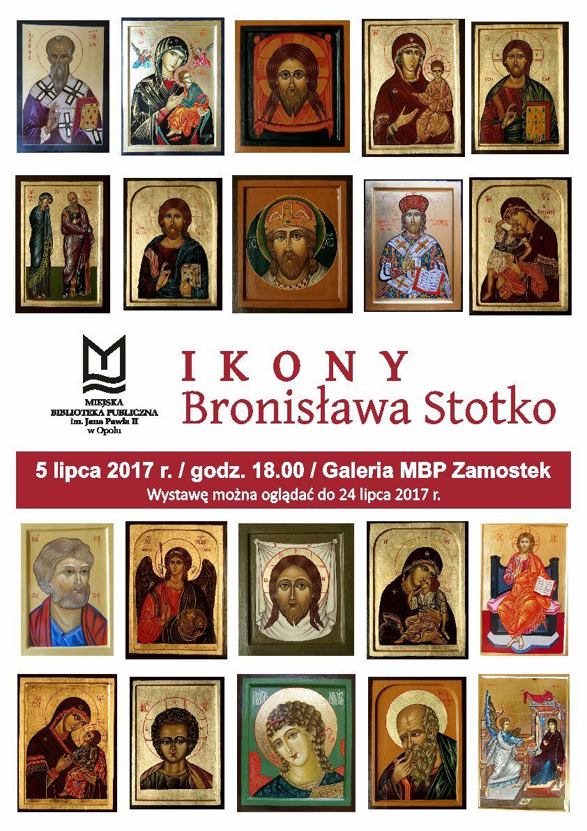 Ikony - Bronisława Stotko