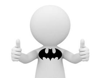 Konkurs plastyczny na Superbohatera