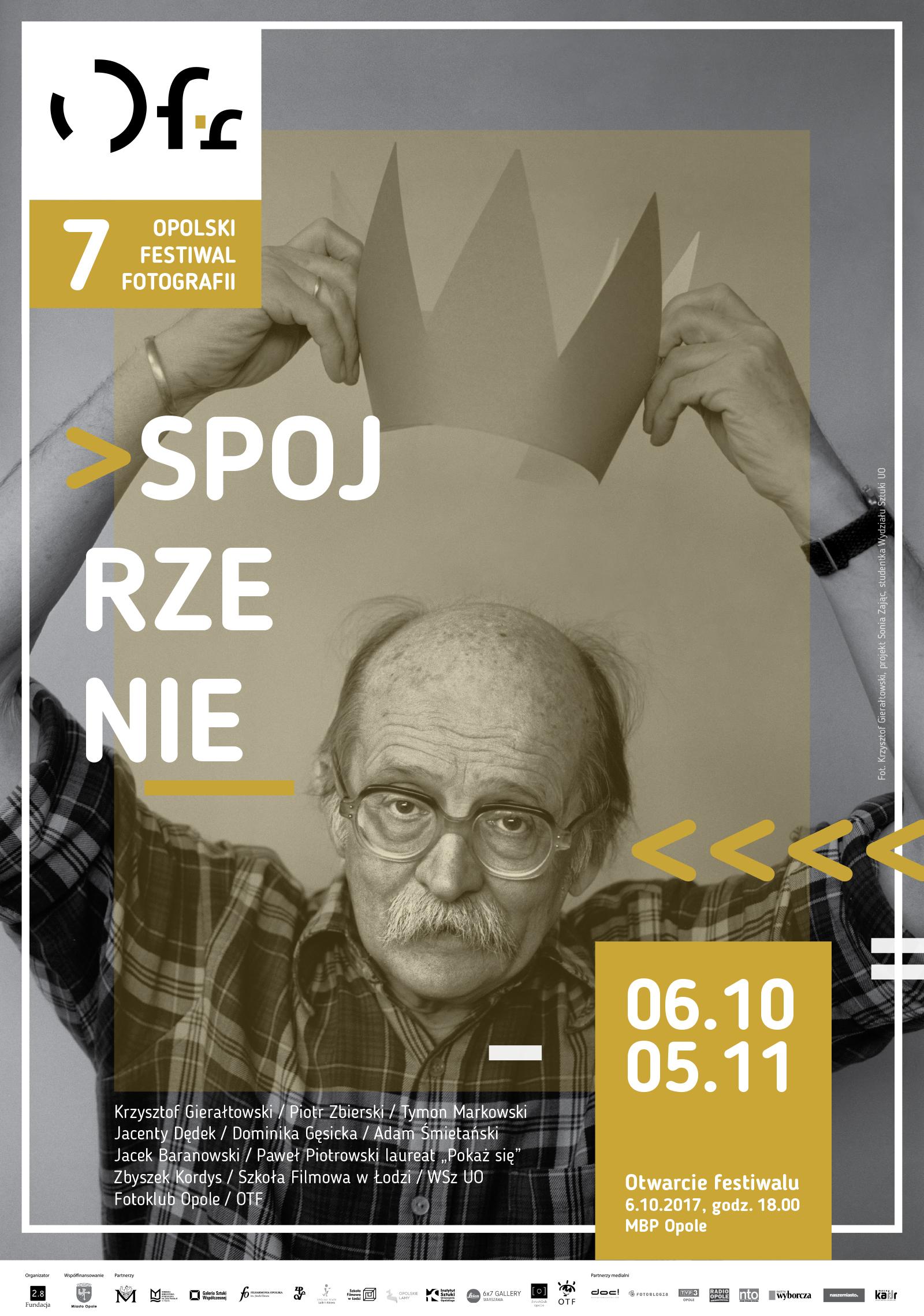 """7. Opolski Festiwal Fotografii """"Spojrzenie"""" w MBP Opole"""