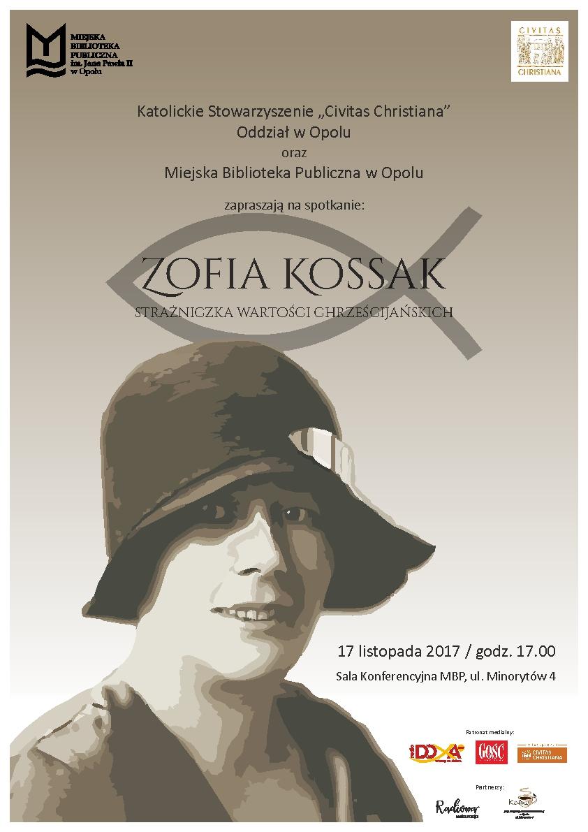 Zofia Kossak – strażniczka wartości chrześcijańskich