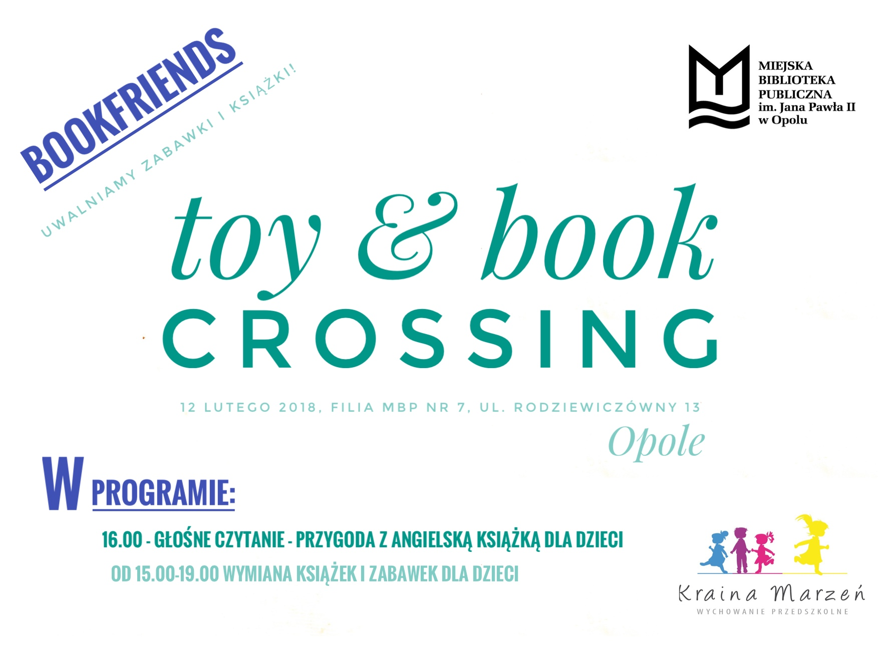 toy&book CROSSING