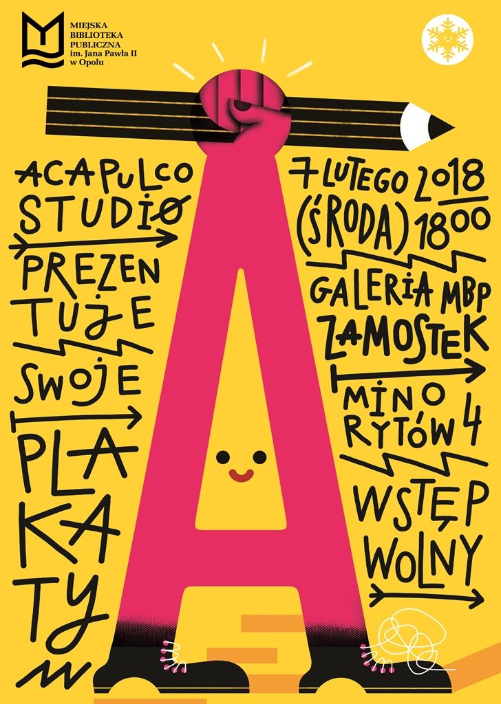 Acapulco Studio - PLAKATY