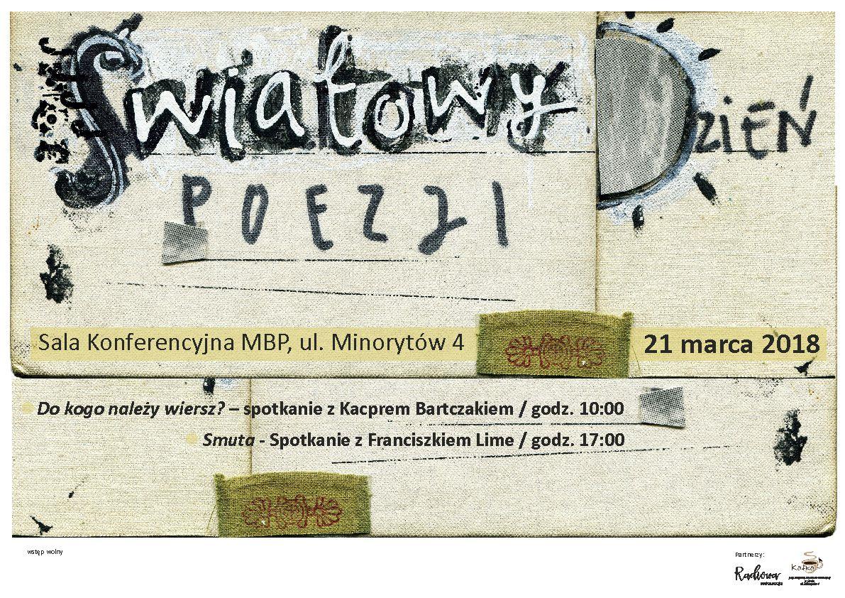 światowy Dzień Poezji Mbp Opole