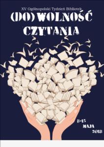 Ogólnopolski Tydzień Bibliotek – POTRZEBUJEMY TWOJEGO GŁOSU!