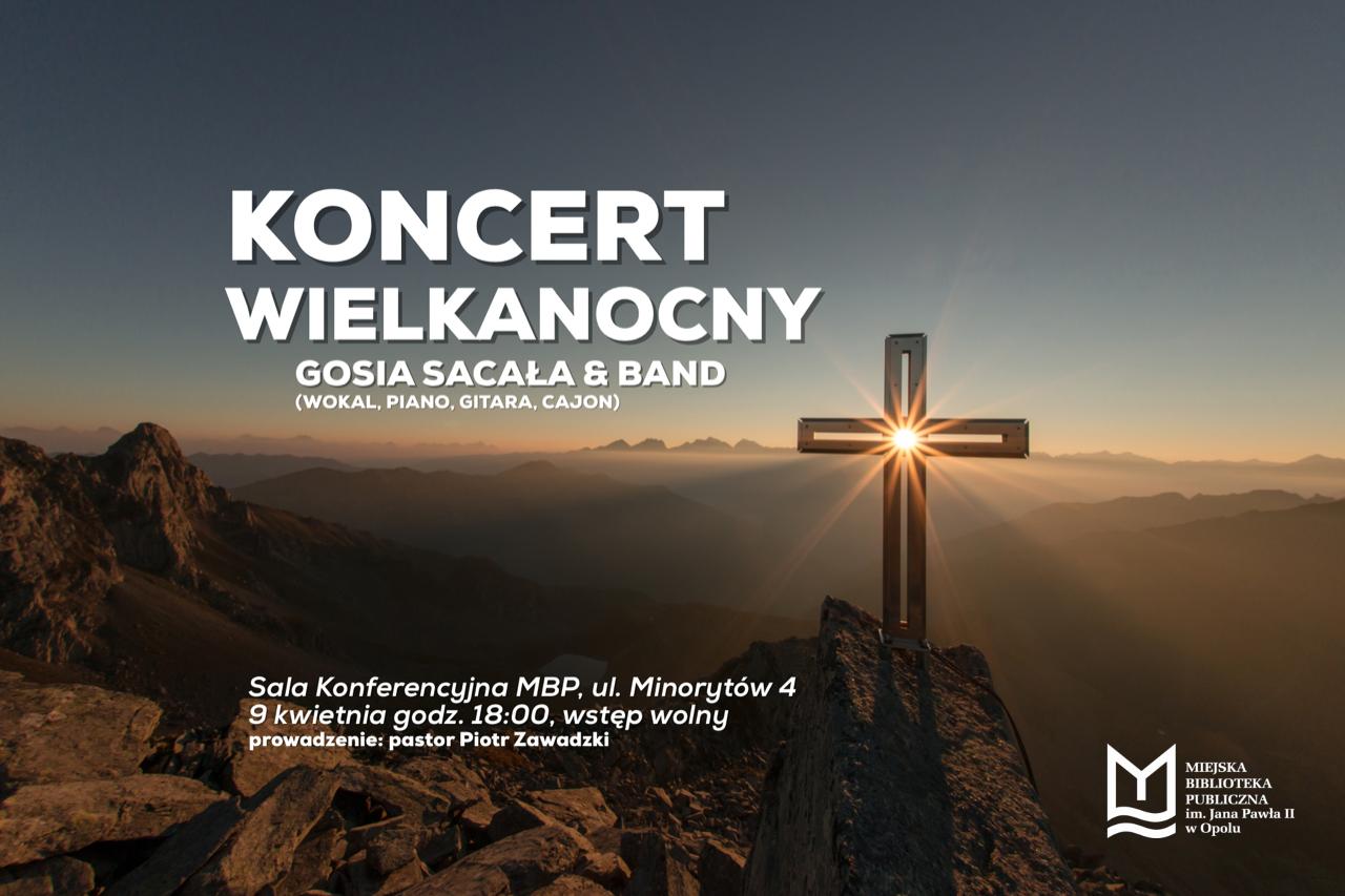 Koncert Wielkanocny - Gosia Sacała & Band