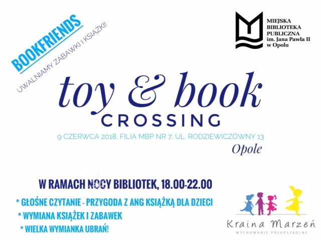 toy & book crossing