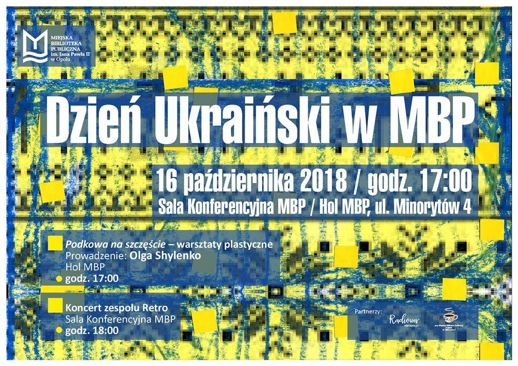 Dzień Ukraiński w MBP
