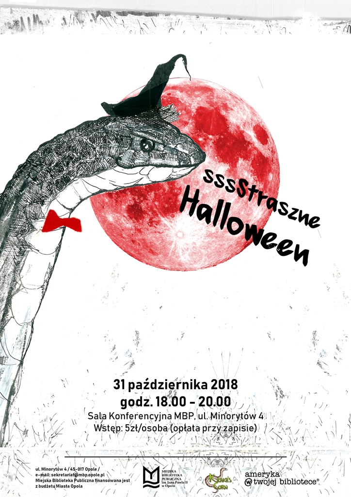 Bal Halloween 2018
