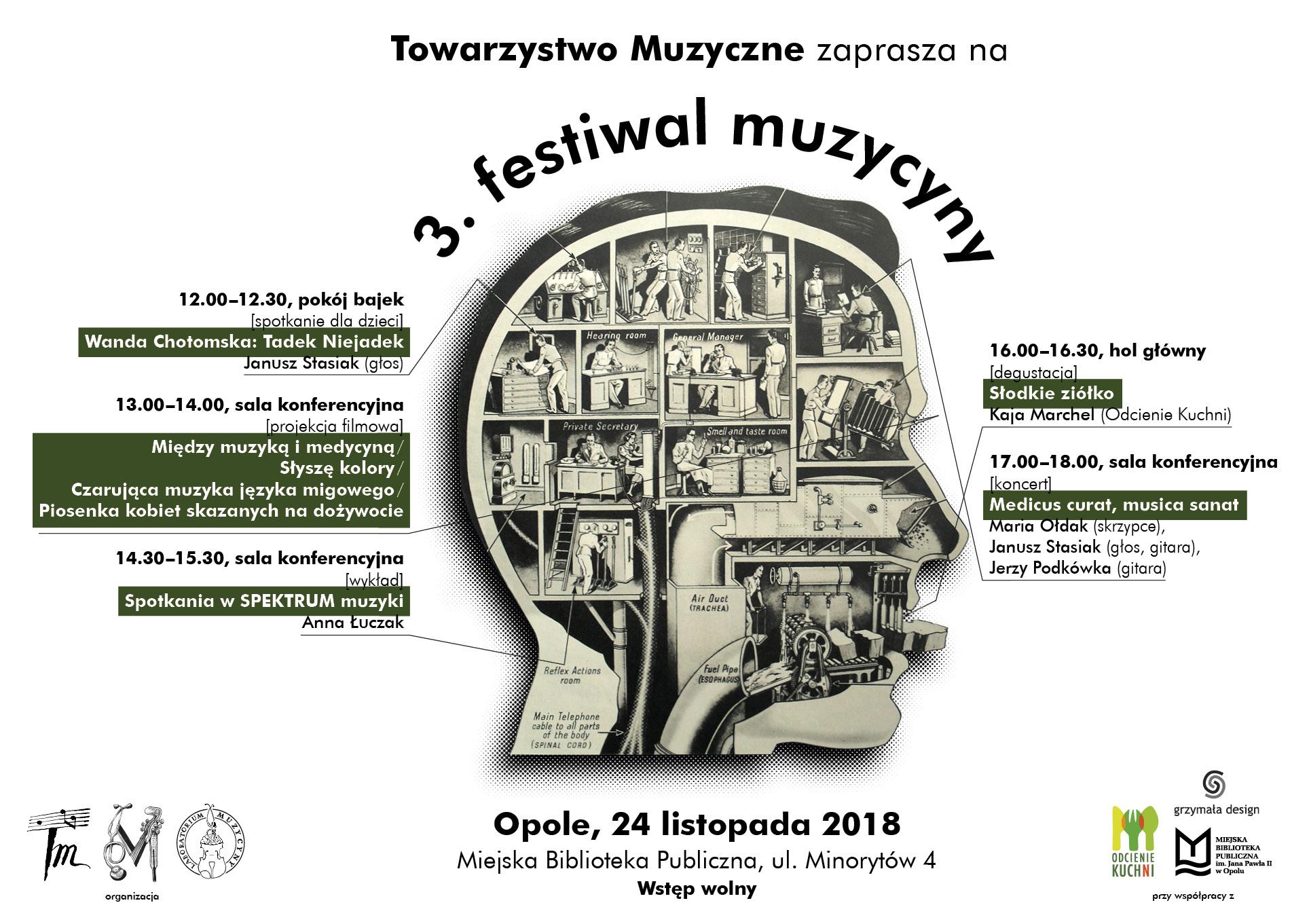 3. Festiwal Muzycyny