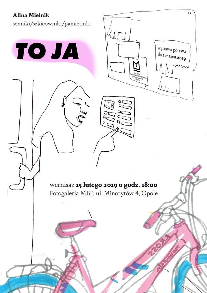 TO JA – wernisaż wystawy Aliny Mielnik