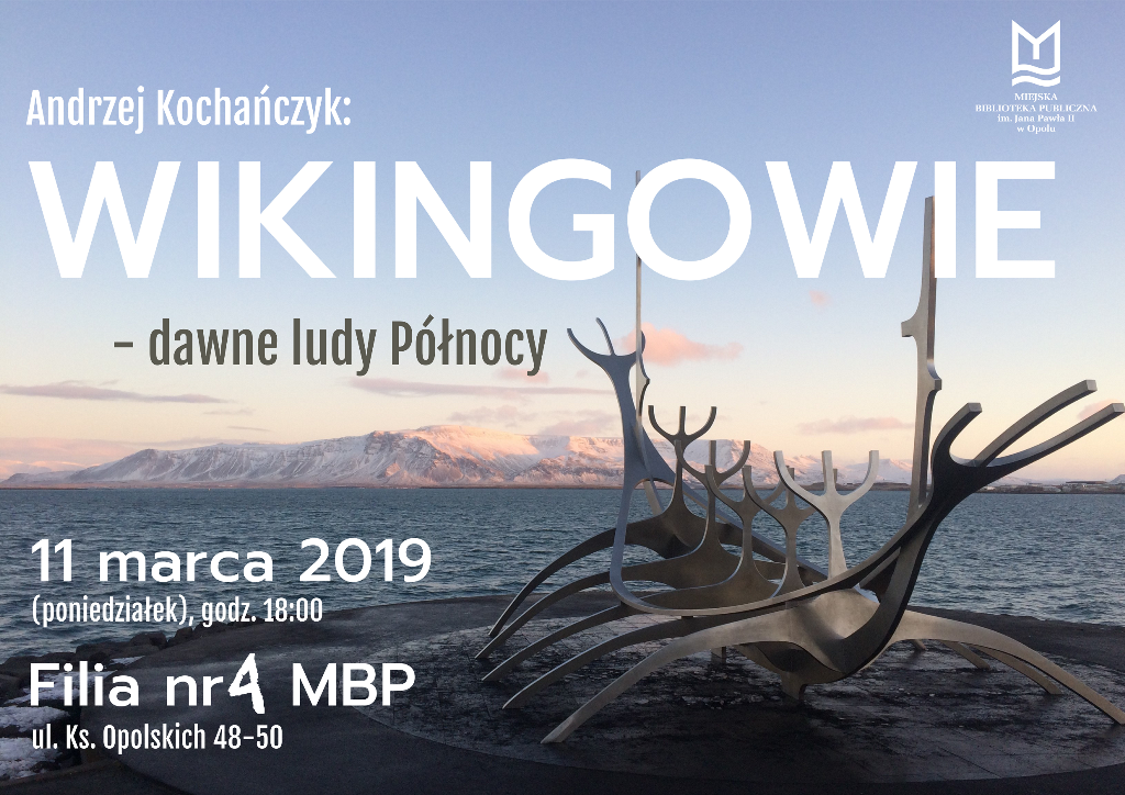 Wikingowie – dawne ludy Północy