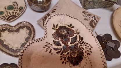 Magdalena Poprawka - Magic Gardens - wystawa ceramiki