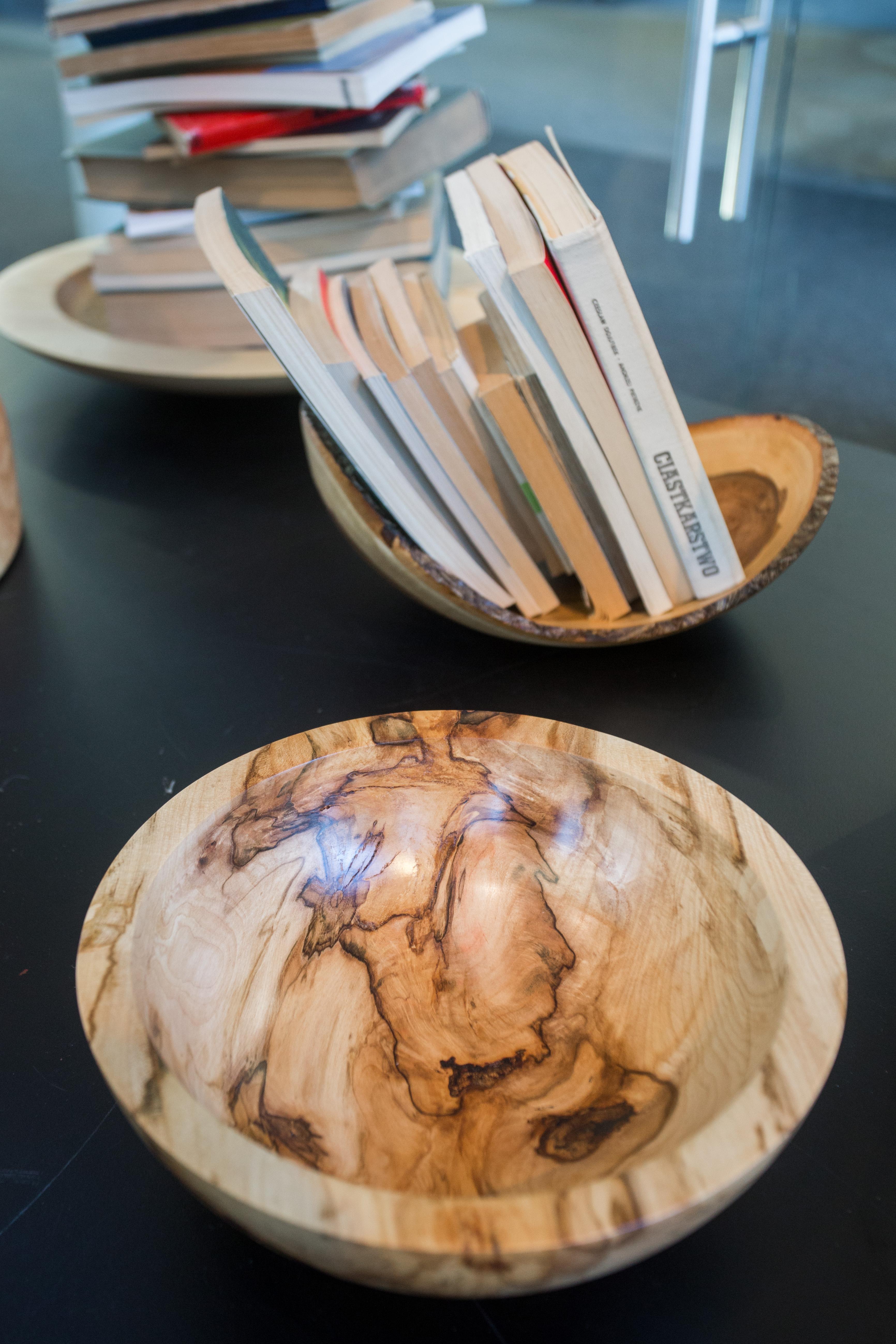 Donitza Toczenie w Drewnie - wystawa