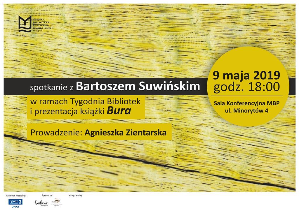 Bura. Notatnik chorwacki – spotkanie z Bartoszem Suwińskim
