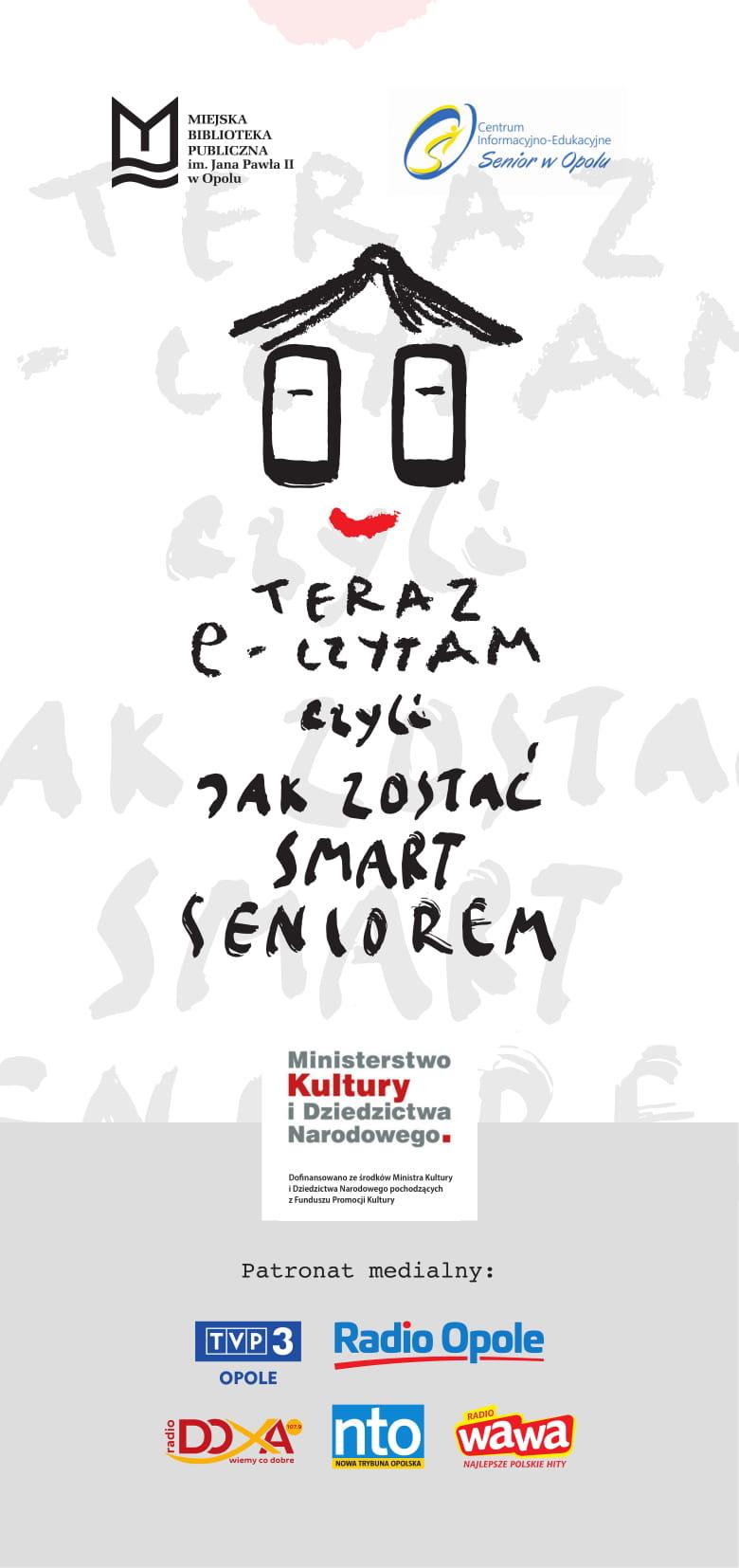 """e-Spacery po Opolu / """"Teraz e-czytam, czyli jak zostać Smart-Seniorem"""""""