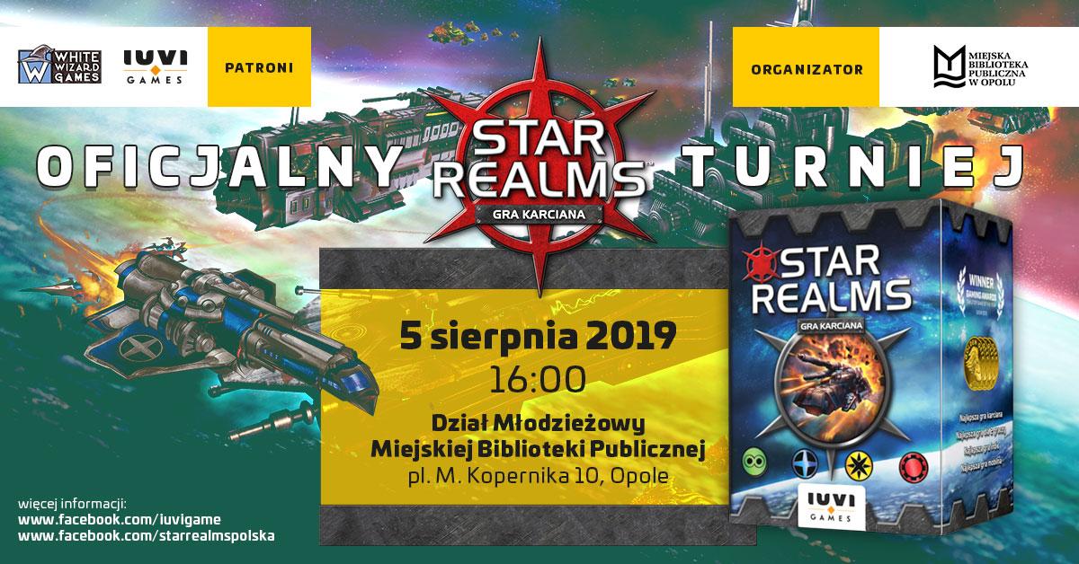 STAR REALMS - OFICJALNY TURNIEJ