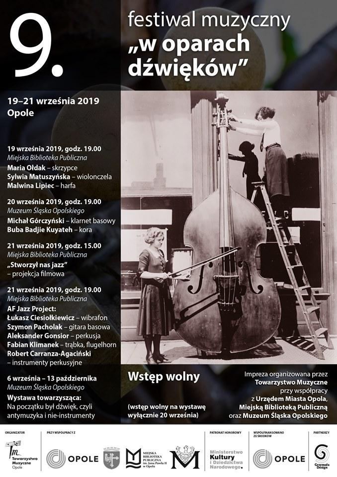 """9. Festiwal Muzyczny """"W oparach dźwięków"""""""
