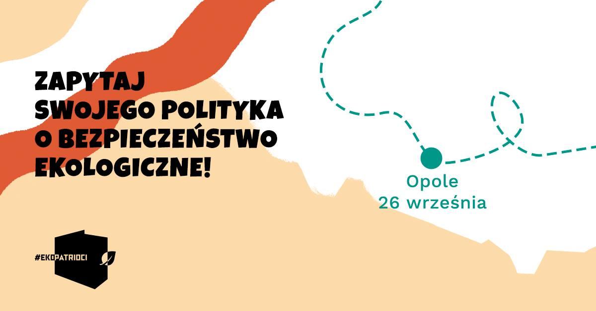 2050 Polska dla Pokoleń. Jaką przyszłość wybierzesz? Debata o kryzysie ekologicznym