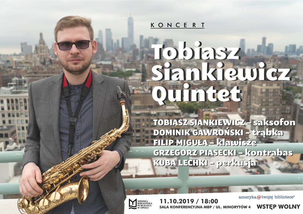 Tobiasz Siankiewicz Quintet