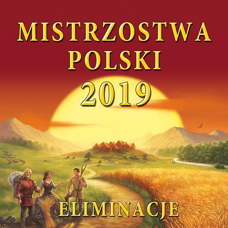 Catan. Mistrzostwa Polski 2019 – eliminacje