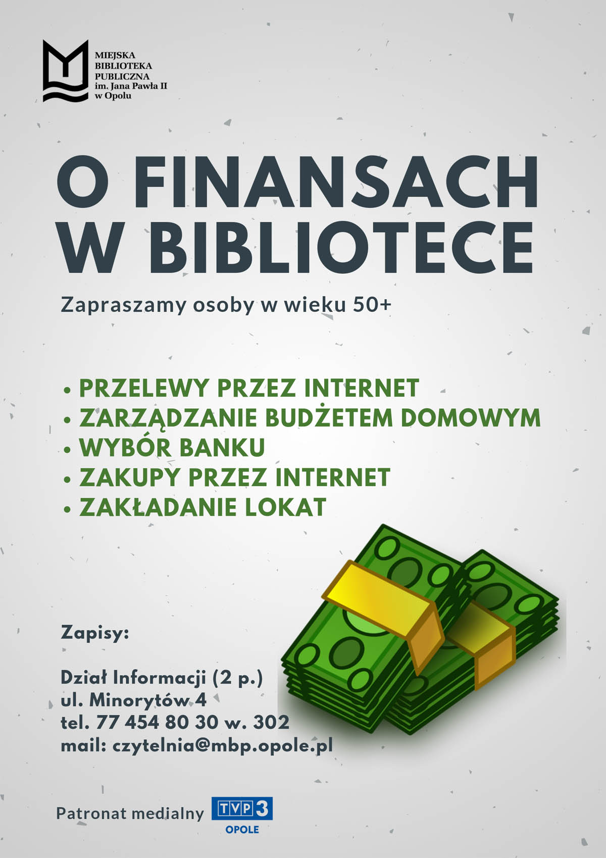 Read more about the article O FINANSACH W BIBLIOTECE