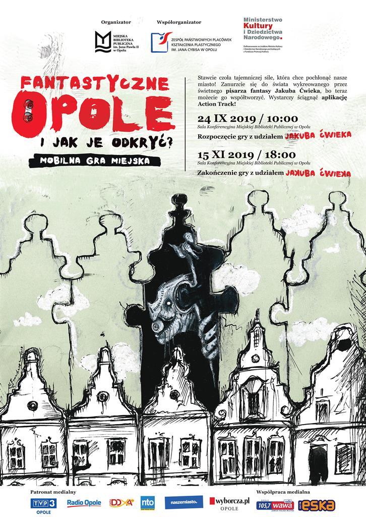 Read more about the article Fantastyczne Opole i jak je odkryć? – mobilna gra miejska