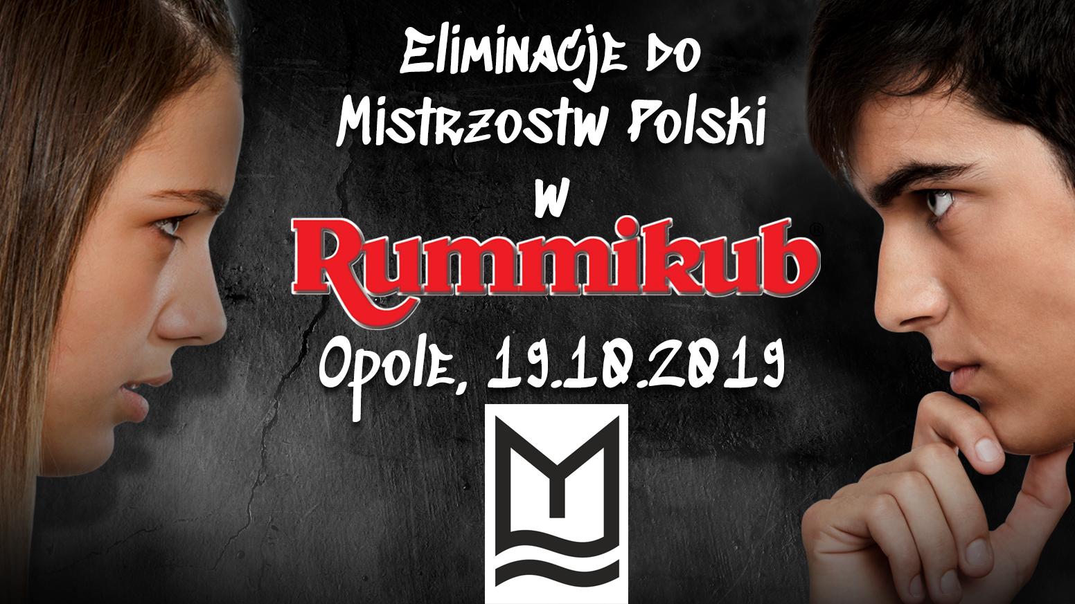 Eliminacje do Mistrzostw Polski w Rummikub