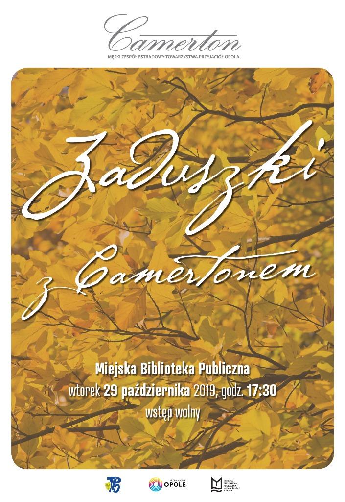 Zaduszki z Camertonem – koncert
