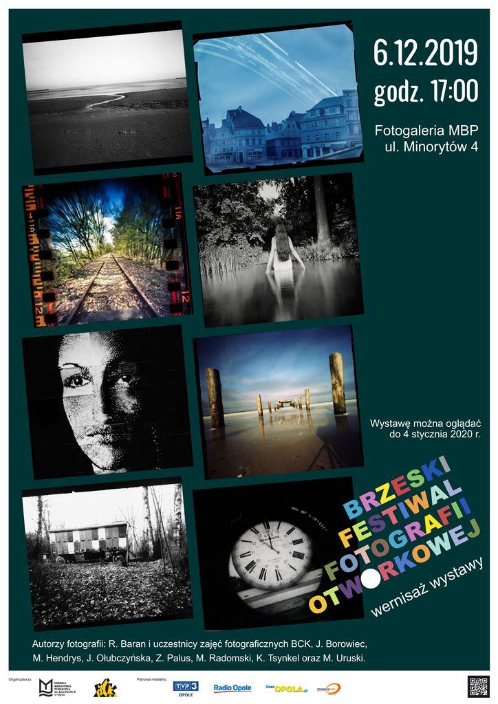 Brzeski Festiwal Fotografii Otworkowej – wernisaż wystawy