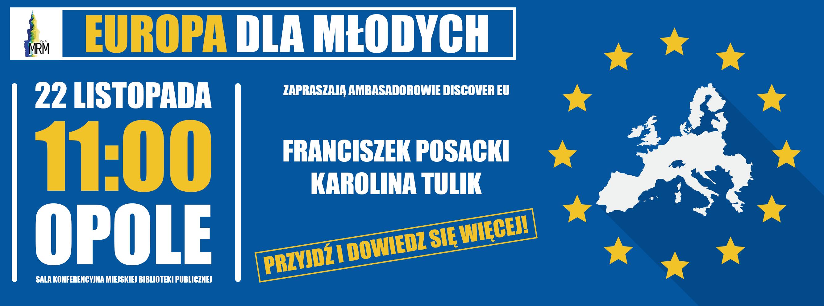 Europa dla Młodych / debata