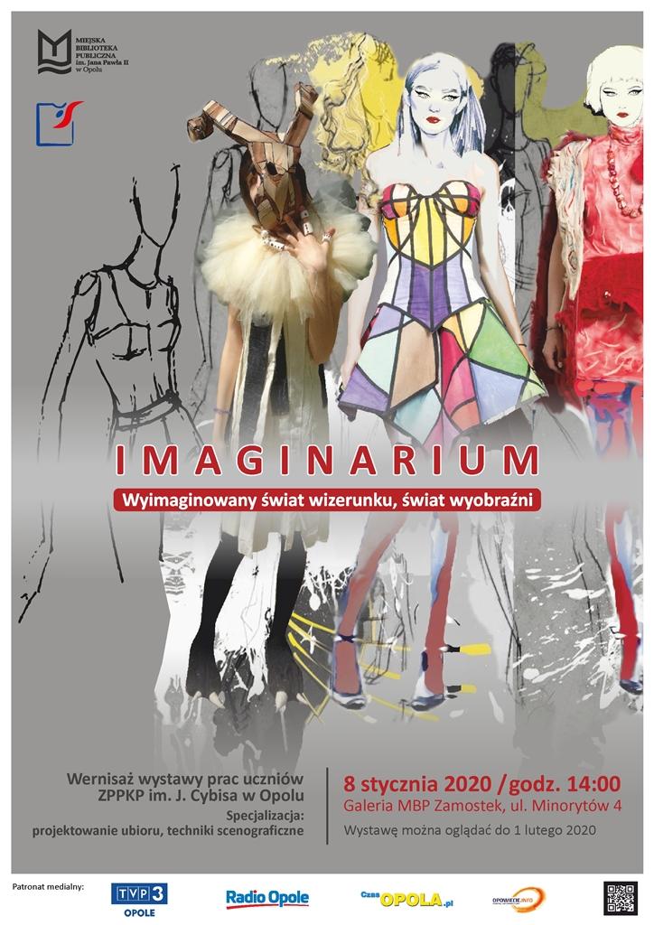 IMAGINARIUM - wyimaginowany świat wizerunku, świat wyobraźni