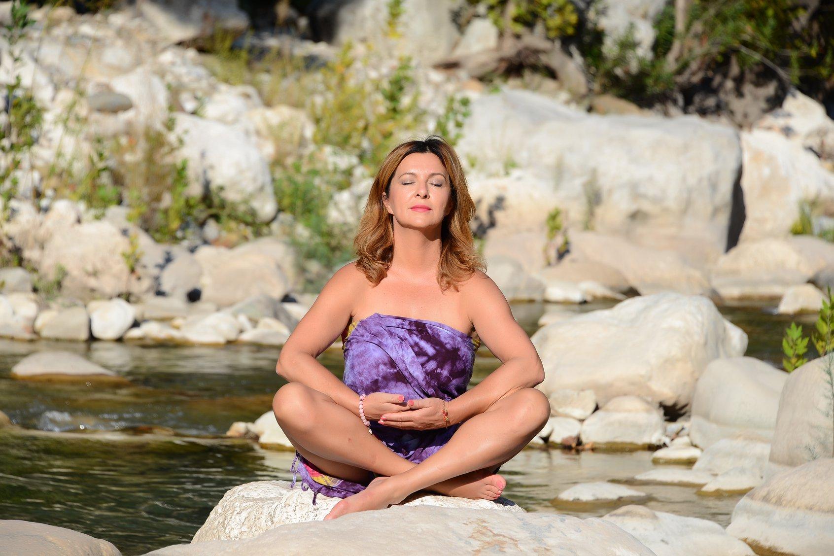 Spokój jest we mnie - warsztaty z praktycznej nauki mindfulnessu i medytacji