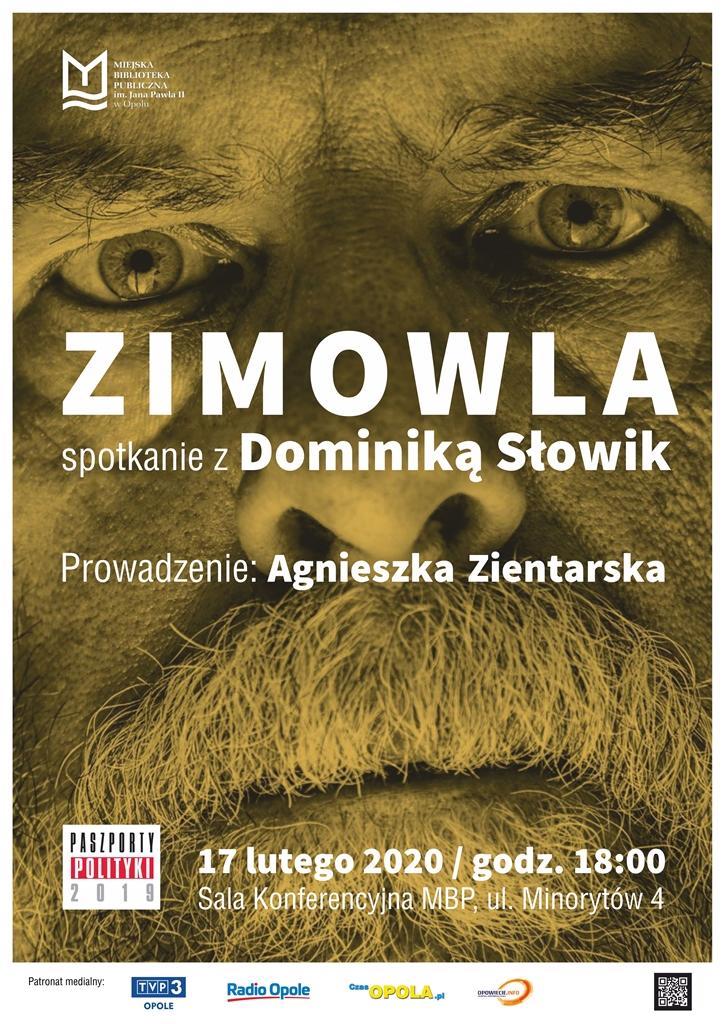 Zimowla – spotkanie z Dominiką Słowik