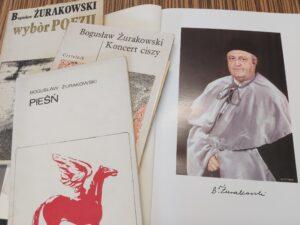 Zmarł Bogusław Żurakowski