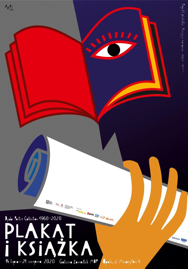 Plakat i książka - Dydo Poster Collection 1960-2020