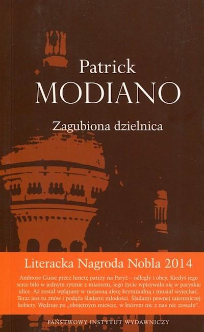 Patrick Modiano – Zagubiona dzielnica