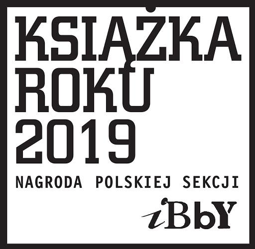 KSIĄŻKA ROKU 2019 / Polska Sekcja IBBY