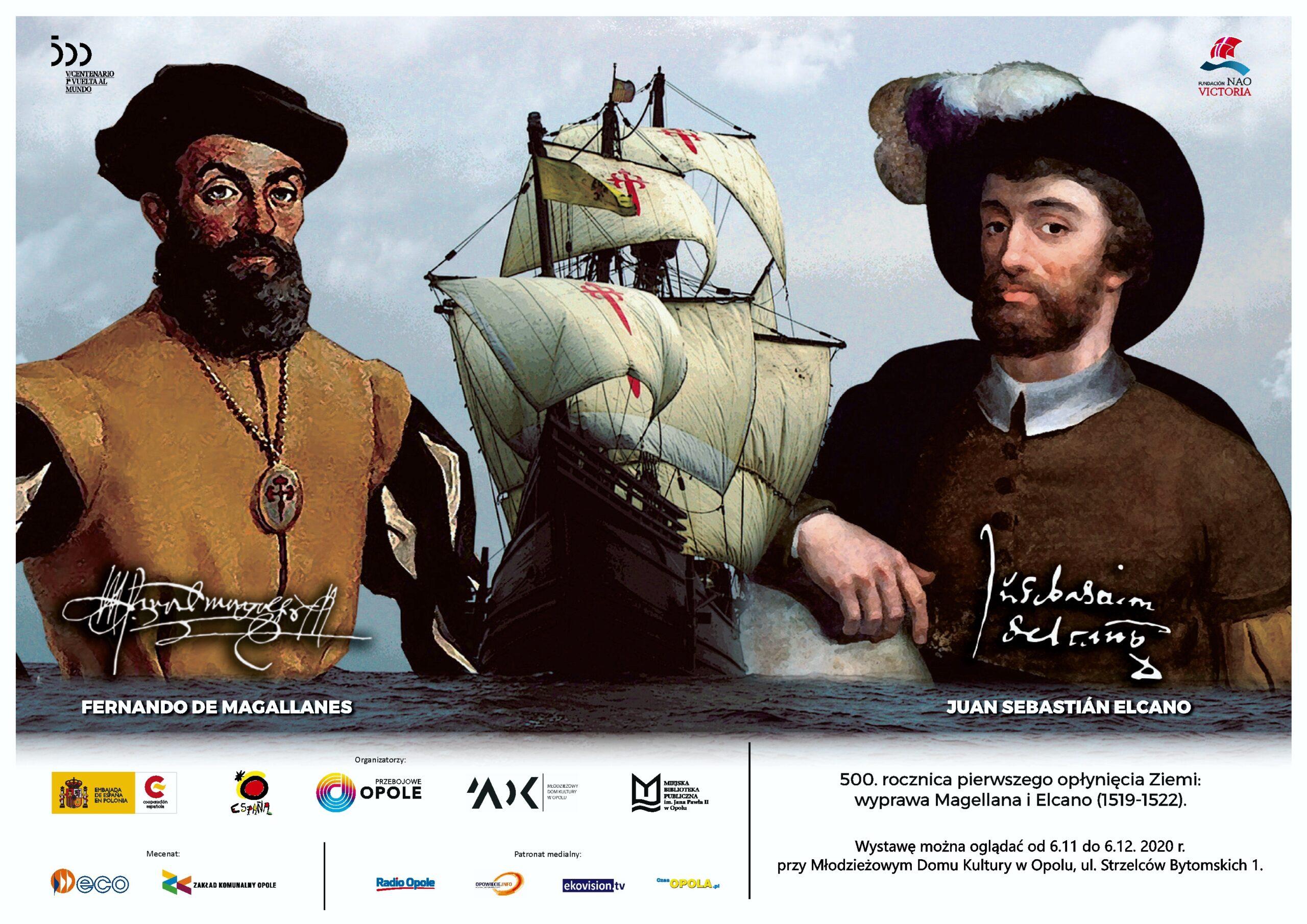 500. rocznica pierwszego opłynięcia Ziemi: wyprawa Magellana i Elcano (1519-1522) - wystawa