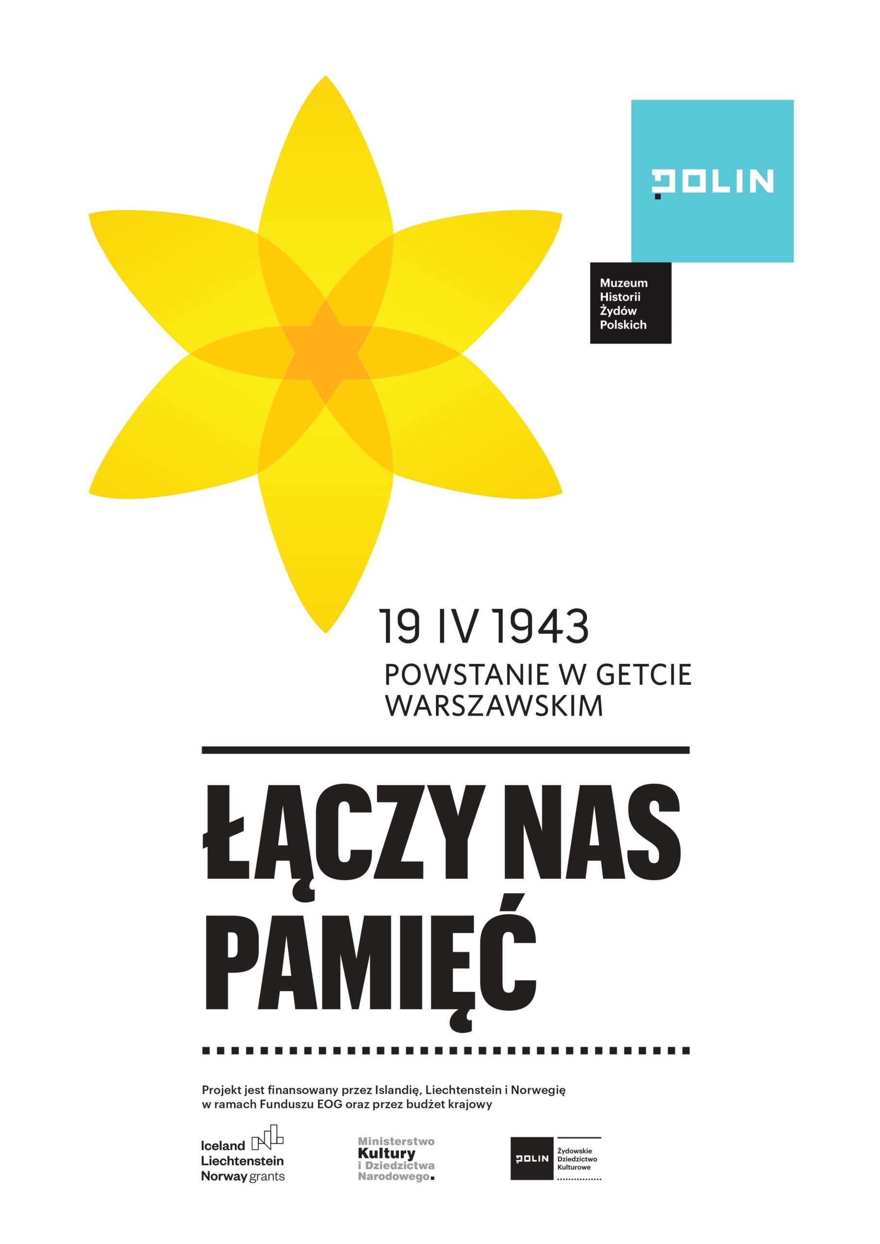 Obchody 78. rocznicy wybuchu powstania w getcie warszawskim